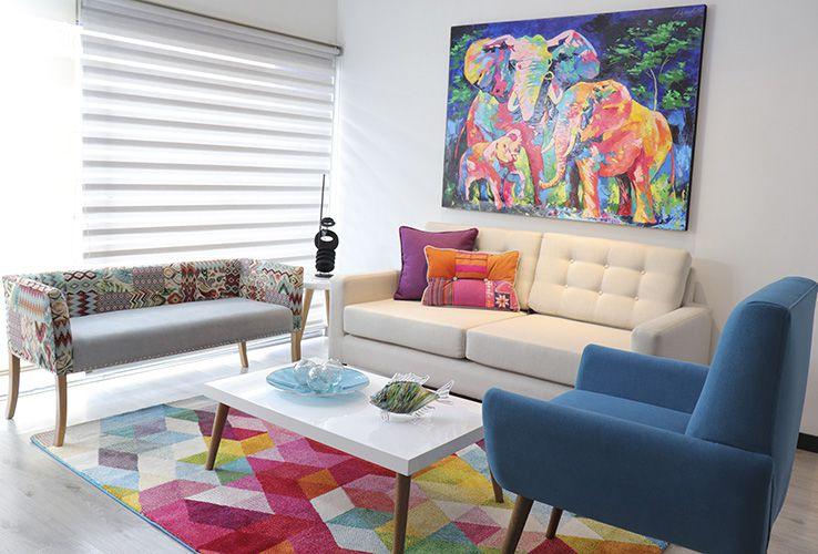 Cómo modelar tu Sala de estar.