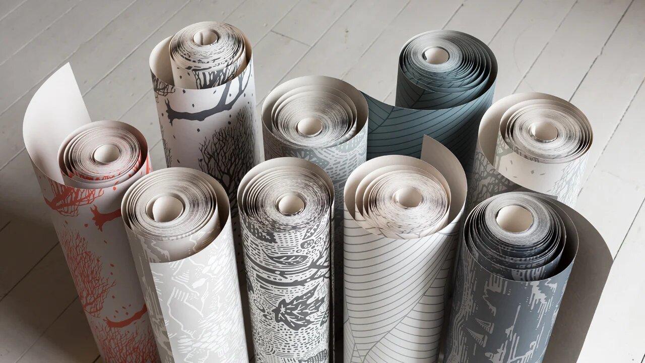 Guía completa sobre el uso de papel tapiz en el hogar.